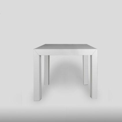 Mesa en cartón de comedor cuadrada para Home Staging