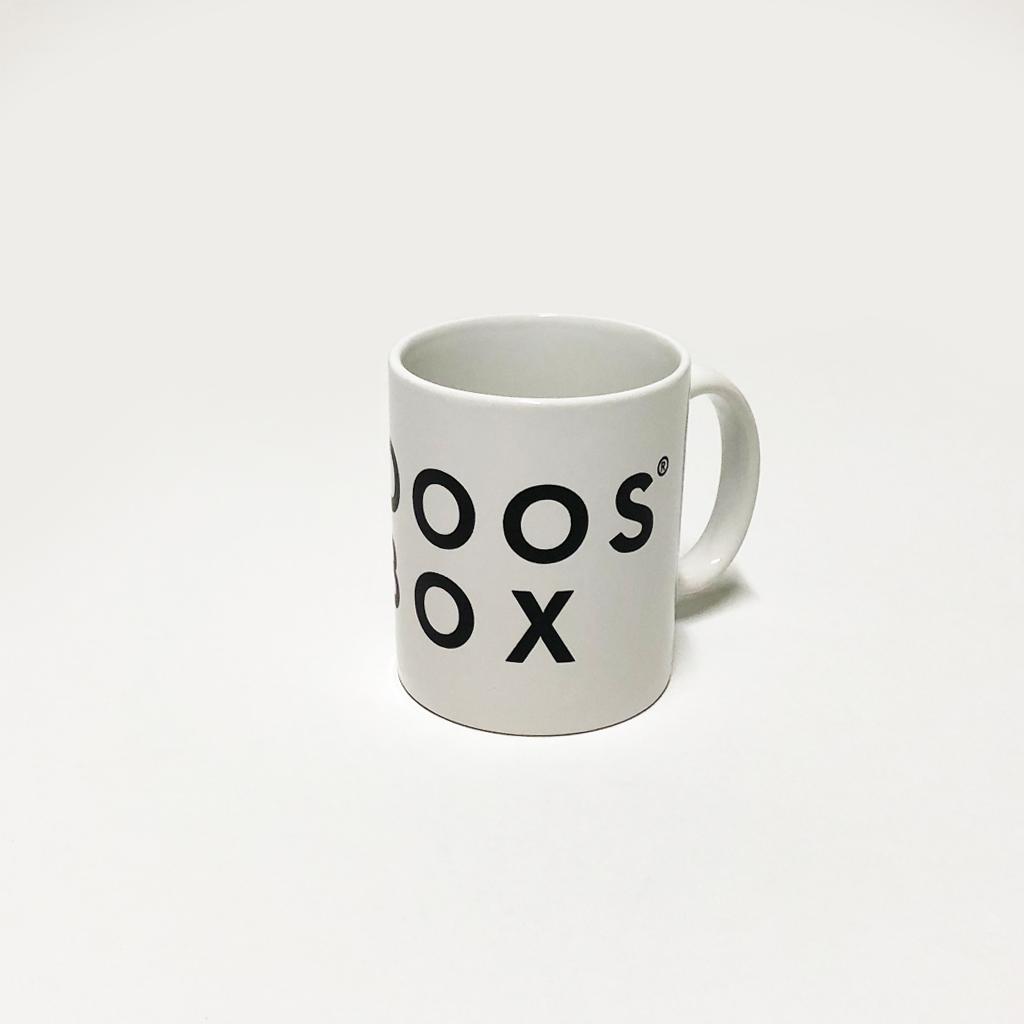 Taza de desayuno Doos Box