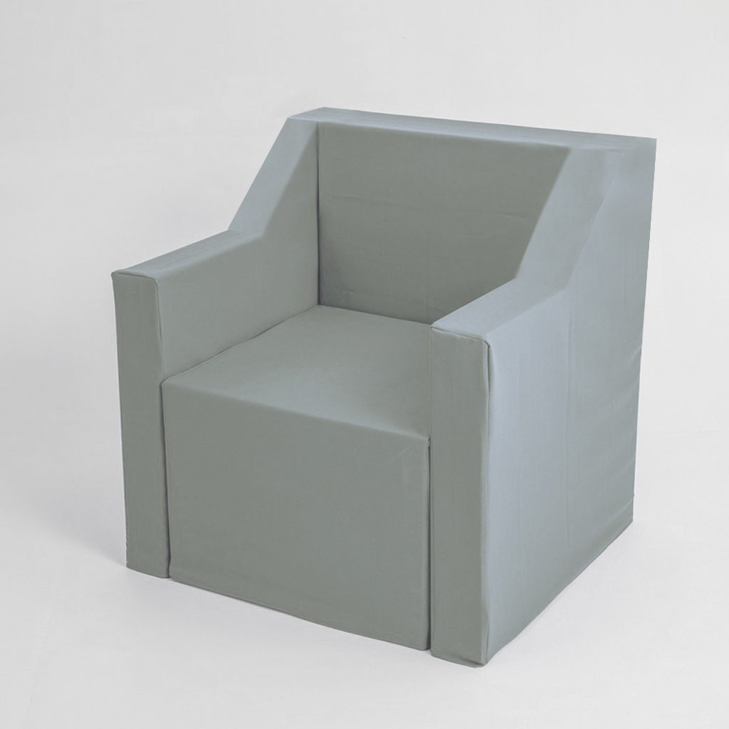 Funda para sillón de una plaza