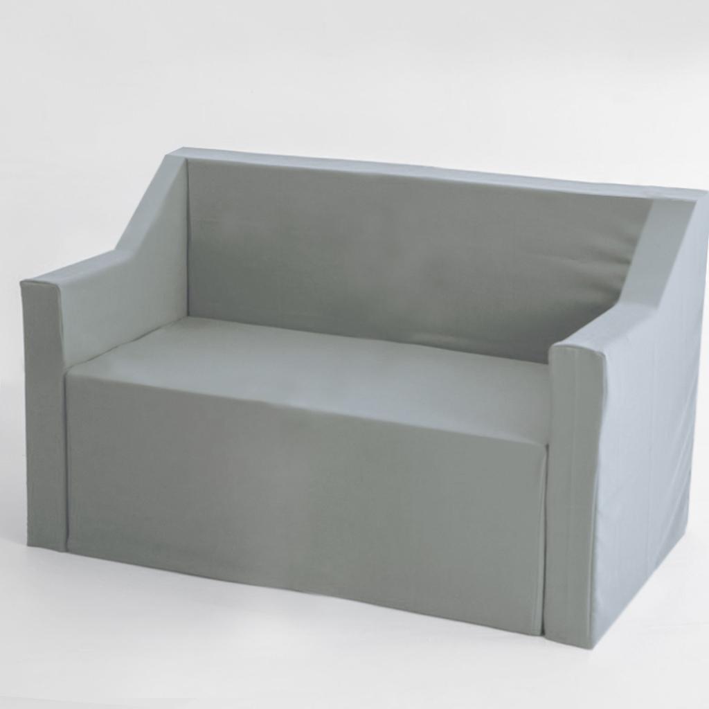 Funda para sofá de dos plazas