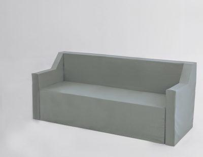 Forro para sofá de três lugares