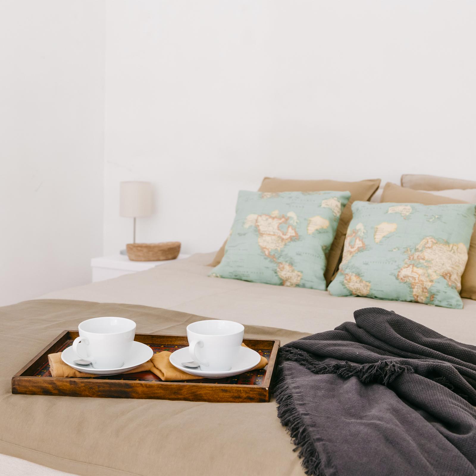 Efímero, Dormitorio concurso home staging 2020